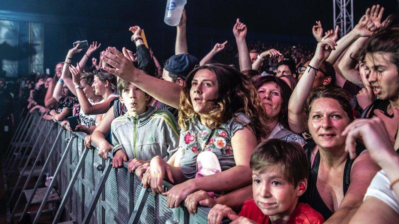 Festi'neuch attire 45'000 festivaliers sur les Jeunes-Rives