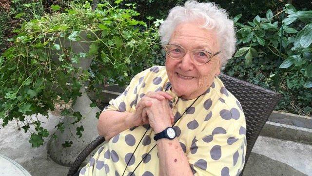 Milvignes: décès de la première femme élue de Suisse, Hélène Dubied-Chollet