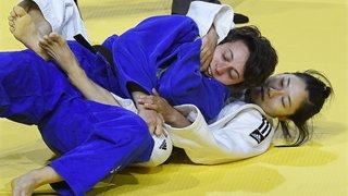 Evelyne Tschopp battue par une Chinoise à Hohhot
