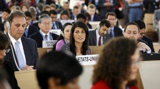 """Eclairage: """"America First ou le rejet du dialogue multilatéral"""""""