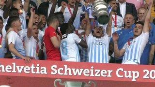 Le FC Zurich remporte la Coupe de Suisse de football