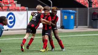 La Coupe neuchâteloise des juniors E en images