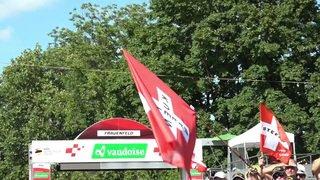 Tour de Suisse: Stefan Küng en jaune
