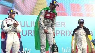 Formule E: Di Grassi vainqueur à Zurich, Buemi 5e