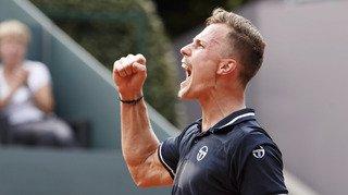 Tennis - Geneva Open: le Hongrois Fucsovics rejoint l'Allemand Gojowczyk en finale