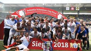Football - Coupe suisse: le FC Zurich remporte la finale 2-1 et prive Young Boys d'un doublé