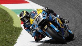 Motocyclisme: Thomas Lüthi chute et l'Espagnol Jorge Lorenzo s'impose au Mugello