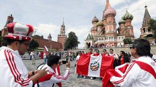 Coupe du monde 2018: la journée du 14 juin en images
