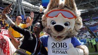 Coupe du monde 2018: Zabikava, 14e mascotte officielle du Mondial