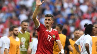 Coupe du monde 2018: défait par le Portugal, le Maroc est éliminé du Mondial