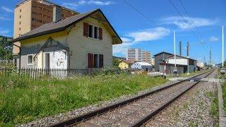 La Chaux-de-Fonds: deux millions sur huit pour la gare de la Fiaz