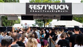 Des dizaines de festivaliers n'avaient pas le bon ticket pour Festi'neuch