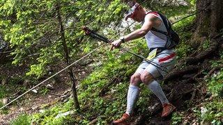 Le «calvaire» d'un populaire sur le Swiss Canyon Trail