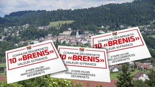 """Les élus des Brenets paieront en """"brenis"""""""
