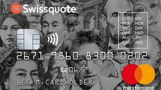 Une seule carte de crédit pour payer sans frais en franc, en dollar, en euro ou en livre