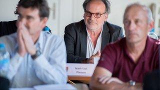 """Val-de-Ruz: Jean-Luc Pieren, pas assez """"rassembleur"""""""