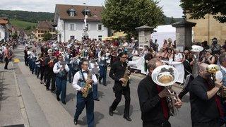 Fête des musiques neuchâteloises au Landeron: le palmarès