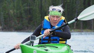 L'aventurier Jean-Philippe Patthey descendra le fleuve Yukon jusqu'à la mer de Béring