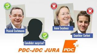 Demain soir au congrès du PDC Jura tout peut encore arriver