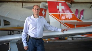 Raphaël Boichat, l'homme qui fait danser les avions