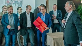 Primés à Neuchâtel pour leur vision de l'industrie à l'ère numérique