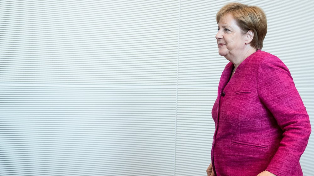 La galaxie réactionnaire fera-t-elle chuter Merkel?