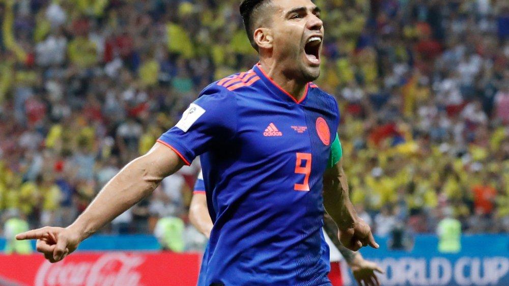 La victoire 3-0 contre la Pologne a redonné des ailes à Radamel Falcao et à la Colombie.