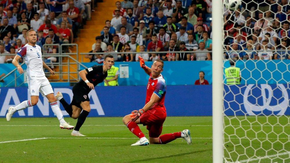 A l'image du but victorieux du Croate Ivan Perisic contre l'Islande, de nombreuses réalisations sont tombées dans le temps additionnel.