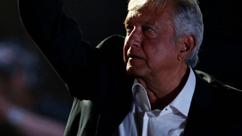 Andres Manuel Lopez Obrador devrait être élu président du Mexique. Reste à savoir avec quelle avance.