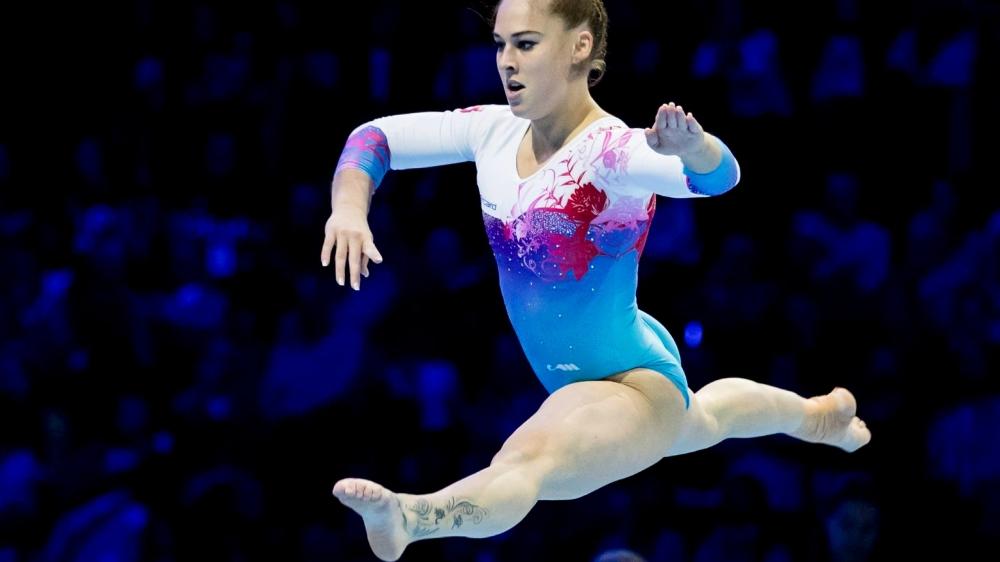 Giulia Steingruber est forfait pour les championnats d'Europe et du monde.