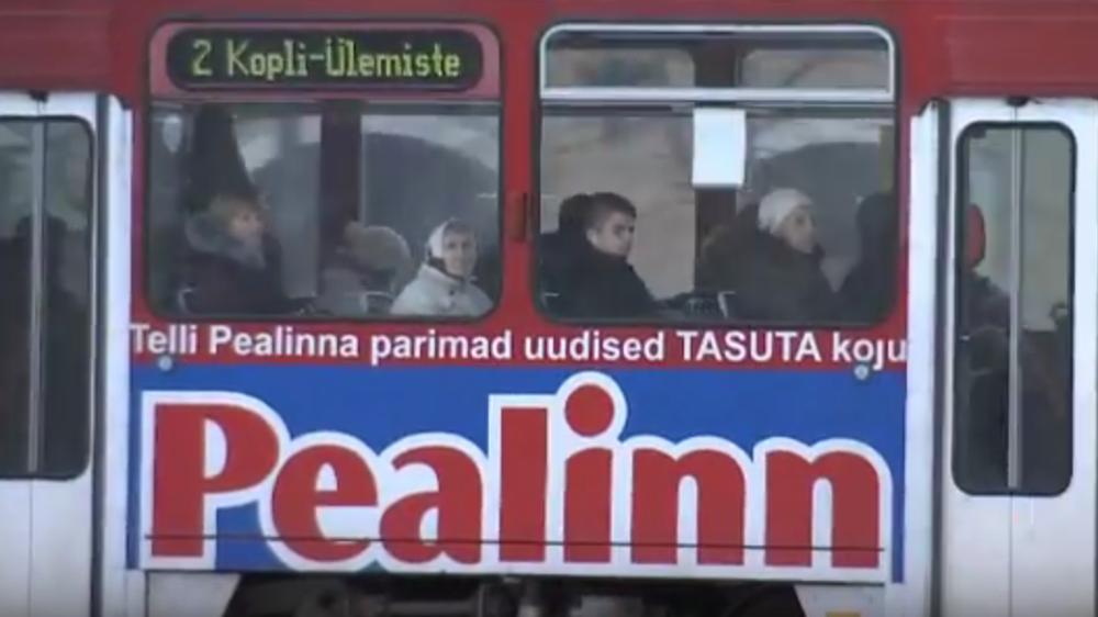 Estonie bus gratuits sur l 39 ensemble du pays c 39 est une for Capture 2cran