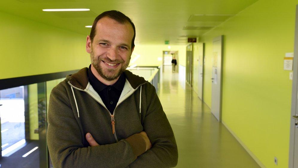Francesco Termine, professeur en systèmes d'informations à la Haute-Ecole de gestion ARC de Neuchâtel