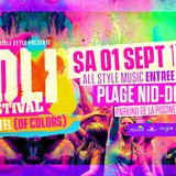 HOLI Festival of Colors Neuchâtel