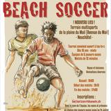 Tournoi multiculturel de beachsoccer