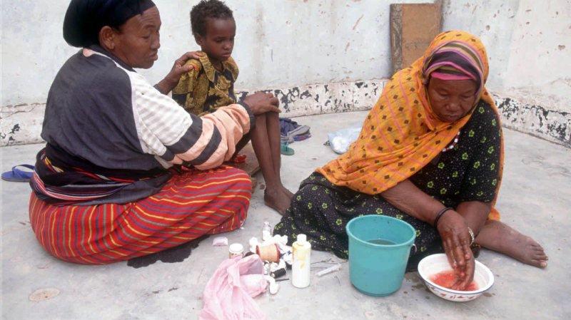 Près de 200 millions de femmes ou filles à travers le monde sont concernées ou menacées par l'excision. En Suisse, elles sont environ 14'700.