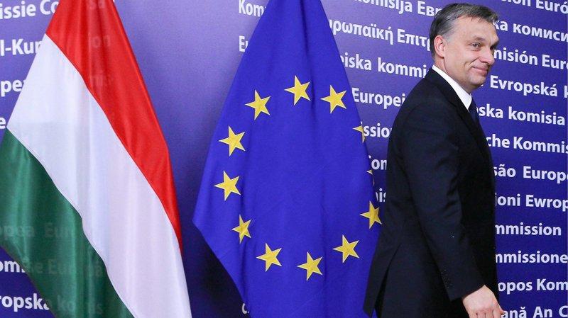 Le premier ministre hongrois Viktor Orban a été réélu en avril suite à une campagne vilipendant les migrants, relève Patrick Vincent,