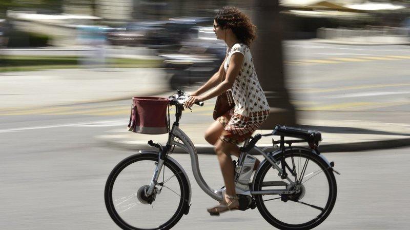 Le vélo électrique serait aussi bon pour la santé que le vélo traditionnel