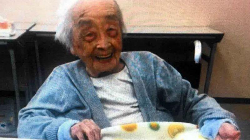 La doyenne de l'humanité Chiyo Miyako est décédée à l'âge de 117 ans
