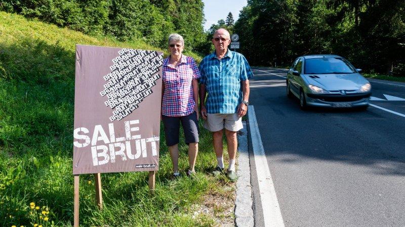 Valangin: un couple dénonce le «sale bruit» causé par un gendarme couché