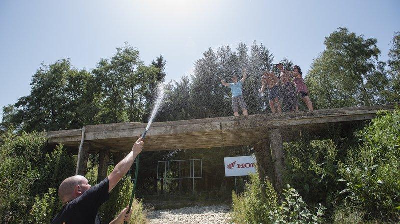 Météo: des chaleurs record en Suisse et une sécheresse historique