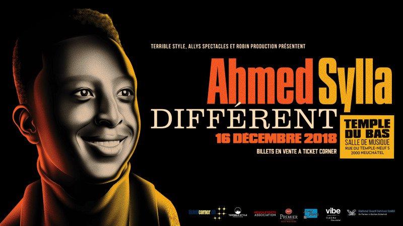 Ahmed Sylla, «Différent»