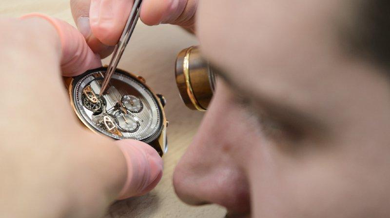 Horlogerie: les exportations ont bondi de près de 12% en juin