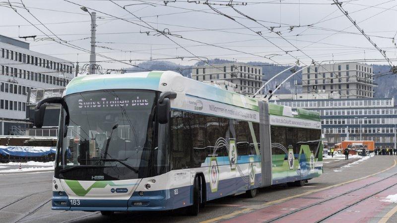 Zurich: blessés et arrestations lors d'un contrôle de billets dans un bus