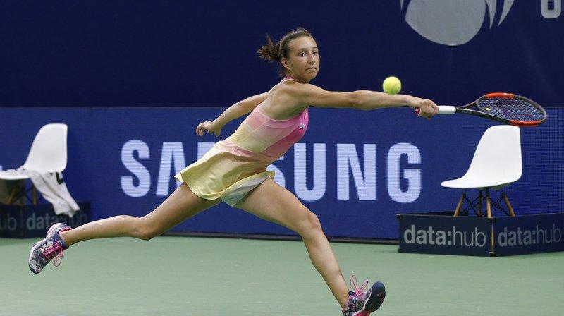 Tennis - Wimbledon: la Schaffhousoise Leonie Küng jouera la finale chez les juniors