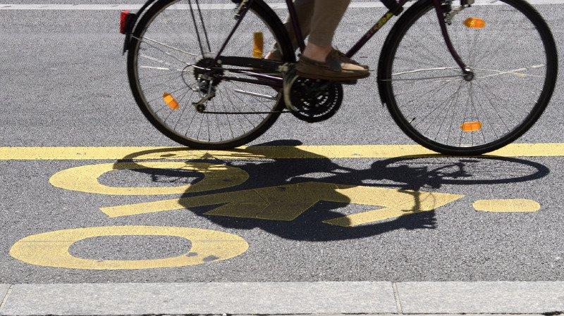 Mobilité: vers la création d'un réseau de pistes cyclables en Suisse