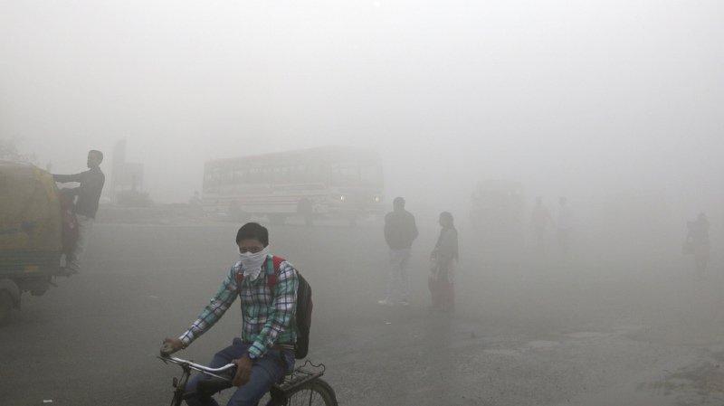 Santé: un diabète sur sept est dû à la pollution de l'air