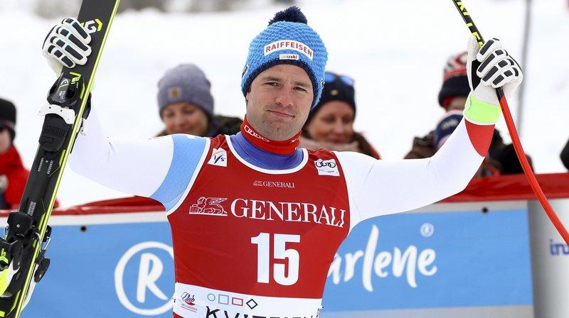 Ski alpin: Beat Feuz est devenu papa