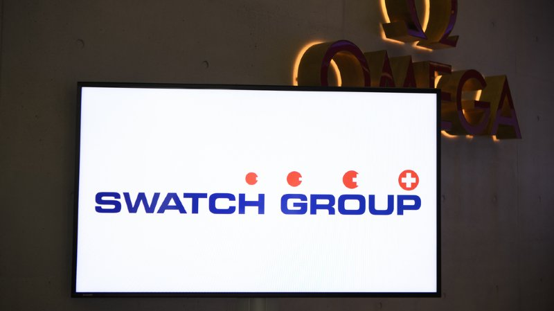 Horlogerie: Swatch enregistre des ventes sans précédent au premier semestre