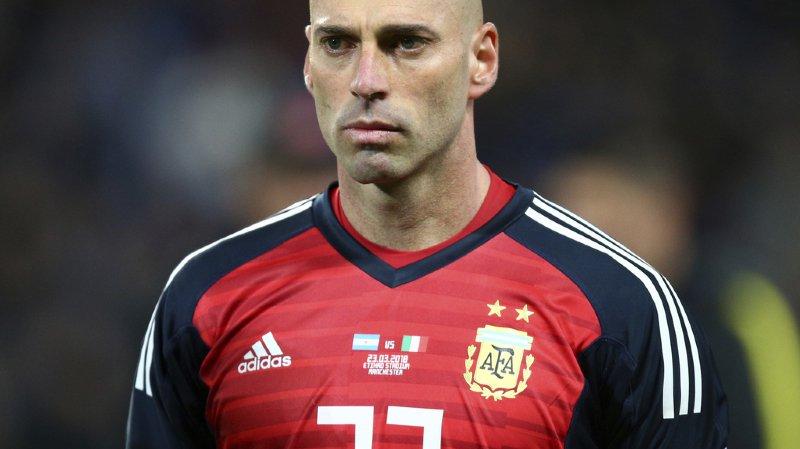 Le portier argentin a précipité la défaite des siens contre la Croatie