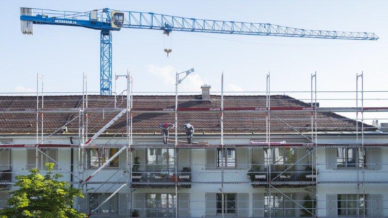 Immobilier: après une légère hausse en début d'année, les taux hypothécaires se stabilisent au deuxième semestre